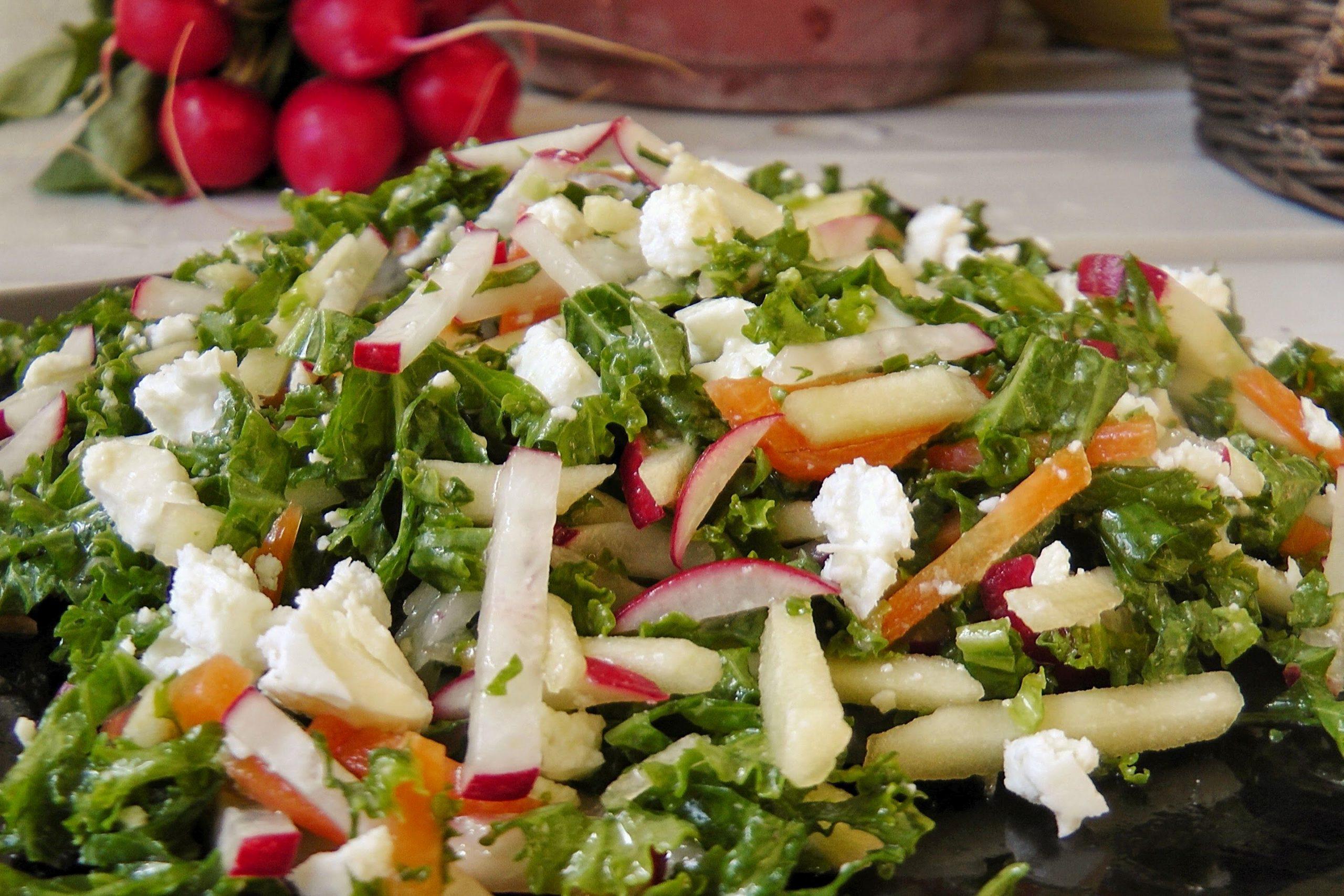 retek alma fodros kel salata