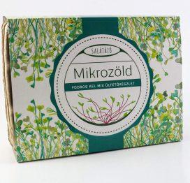 fodros kel mikrozöld ültetőcsomag