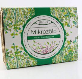 mikrozöld ültetőcsomag turmix