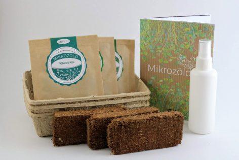 mikrozöld csomag turmix