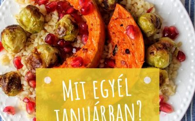 Mit főzzél januárban?